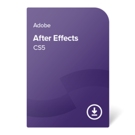 Adobe After Effects CS5 elektronički certifikat
